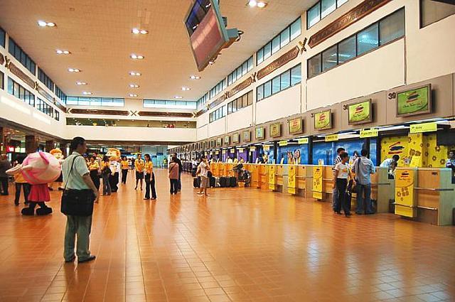 タイのドンムアン空港に着いてすごく困った3個のこととバンコクへの行き方