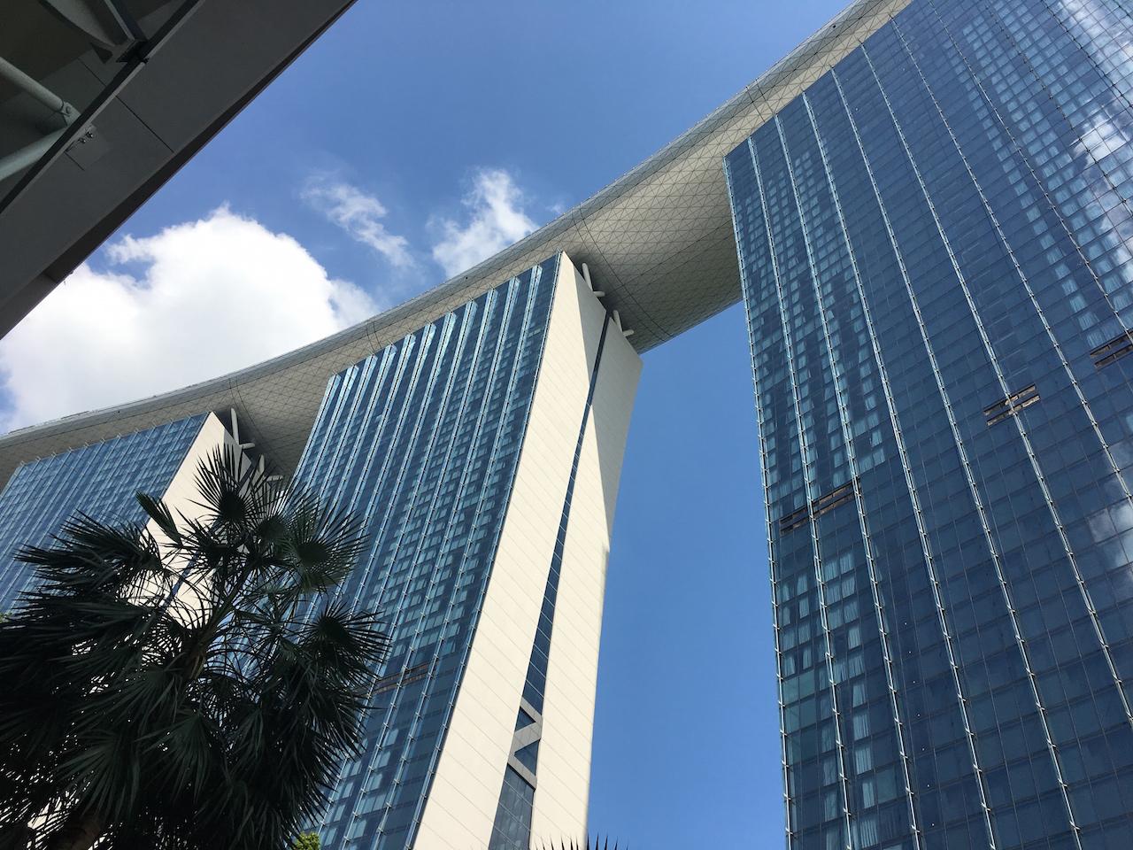 バックパッカーがシンガポールで1日に使った費用は?【19日目カジノに行く】