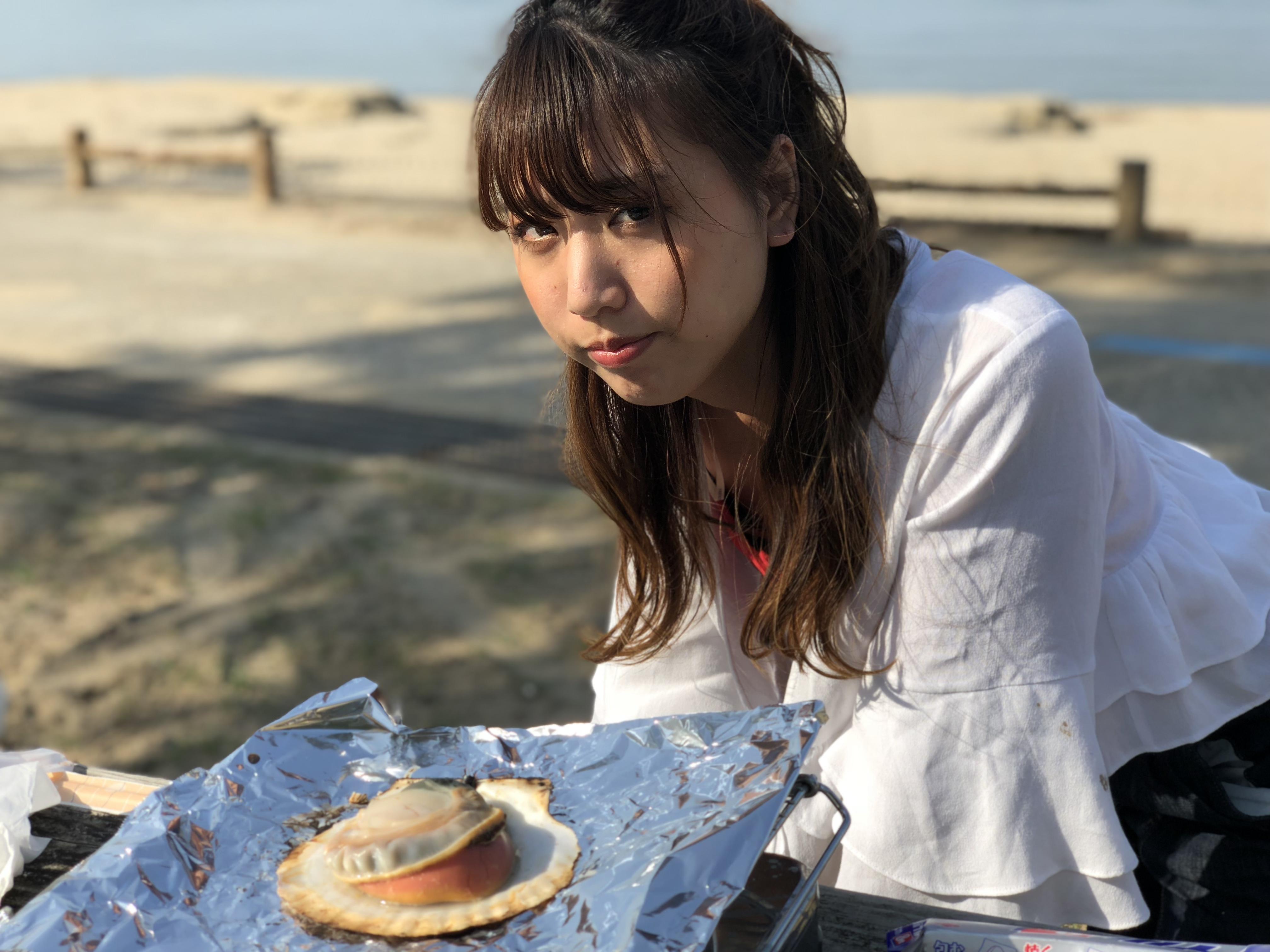 富山県「きっときと市場」でホタテを購入して浜焼きにしてみた